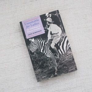 Unsuitable for Ladies by Jane Robinson Paperback